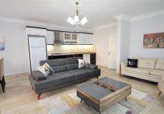 Меблированная квартира в Алании в жилом комплексе район Оба  - 3