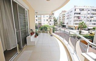 Меблированная квартира в Алании всего в 70 метрах от моря р.Махмутлар