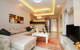 Меблированная квартира в Алании в элитном комплексе район Махмутлар