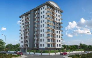 Новый инвестиционный проект в Алании, район Махмутлар