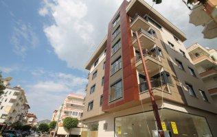 Новая квартира в центре Алании