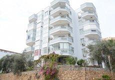 Недорогая квартира в Аланье у реки Димчай, район Тосмур - 1