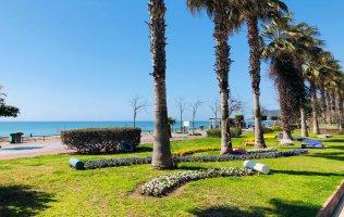 Пентхаус в 350 метрах от пляжа Клеопатра, в Алании