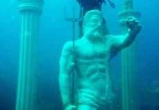 Подводный музей Сиде занял 2-е место по количеству экспонатов