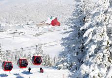 В Турции готовятся к новому горнолыжному сезону