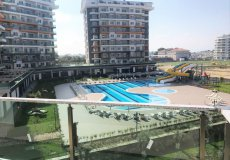 Квартиры в комплексе с отельной инфраструктурой в Алании, Авсаллар - 4