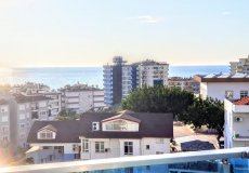 Просторная квартира в Алании с видом на море район Тосмур - 15