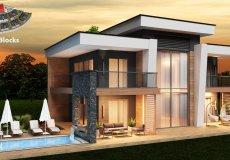 Инвестиционный проект вилл в Алании район Конаклы - 11