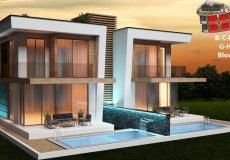 Инвестиционный проект вилл в Алании район Конаклы - 9