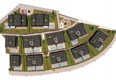 Инвестиционный проект вилл в Алании район Конаклы - 4