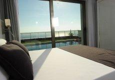 Современные виллы в Алании с видом на море в комплексе - 8