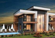 Инвестиционный проект вилл в Алании район Конаклы - 1