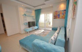 Недорогая квартира в Алании район Махмутлар с мебелью