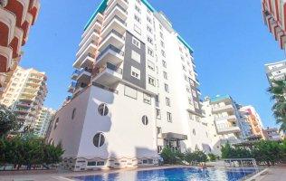 Недорогая новая квартира в Аланье район Махмутлар