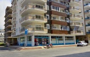 Просторная квартира в Алании в центре Махмутлара