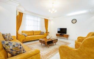 Меблированная квартира в Алании по доступной цене в Махмутларе