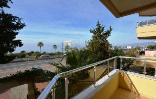 Меблированная квартира в Аланье на первой береговой линии район Махмутлар