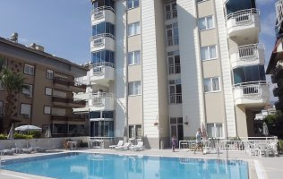 Квартира в Алания по доступной цене район Оба