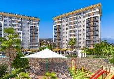 Новые квартиры в Алании район Авсаллар - 7