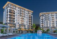 Новые квартиры в Алании район Авсаллар - 1