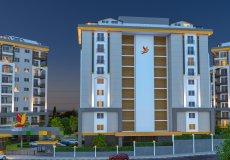 Новые квартиры в Алании район Авсаллар - 12