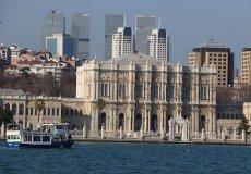 Стамбульские дворцы привлекают все больше туристов