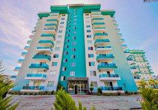 Квартира в Алании с видом на море район Махмутлар - 3