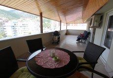 Меблированный пентхаус в центре Алании c видом на горы - 30