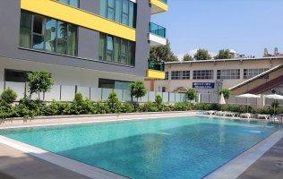 Новая квартира в Алании в жилом комплексе