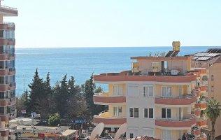 Квартира в Алании с видом на море