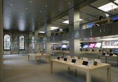 Новый магазин Apple в Стамбуле