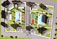 Квартиры в комплексе с отельной инфраструктурой в Алании, Авсаллар - 2
