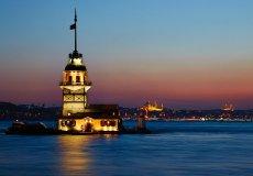 Девичья башня — романтический символ Стамбула
