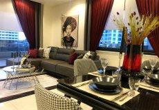 Роскошная квартира в Алании в элитном комплексе - 1