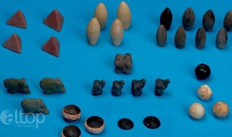 Турецкие археологи обнаружили «прародителей» шахмат