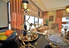 Роскошная трехкомнатная квартира в Алании - 7
