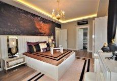 Роскошная трехкомнатная квартира в Алании - 14