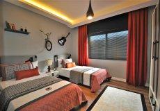 Роскошная трехкомнатная квартира в Алании - 18
