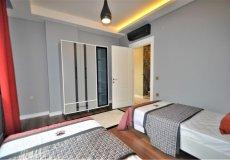 Роскошная трехкомнатная квартира в Алании - 17