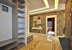 Роскошная трехкомнатная квартира в Алании - 11