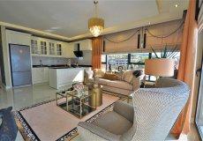 Роскошная трехкомнатная квартира в Алании - 3