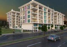 Роскошная трехкомнатная квартира в Алании - 22