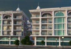 Роскошная трехкомнатная квартира в Алании - 21