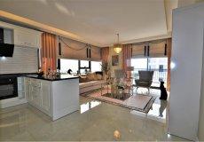 Роскошная трехкомнатная квартира в Алании - 8