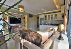 Роскошная трехкомнатная квартира в Алании - 2