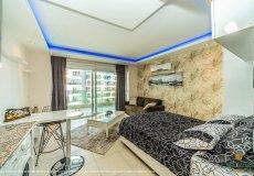 Меблированная студия в роскошном комплексе в Алании - 25