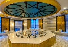 Меблированная студия в роскошном комплексе в Алании - 17