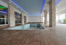 Меблированная студия в роскошном комплексе в Алании - 20
