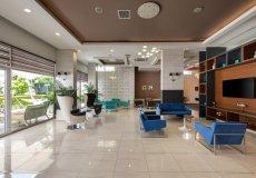 Меблированная студия в роскошном комплексе в Алании - 7