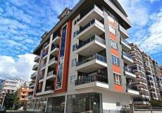 Двухкомнатная квартира в комплексе с инфраструктурой в Алании - 1